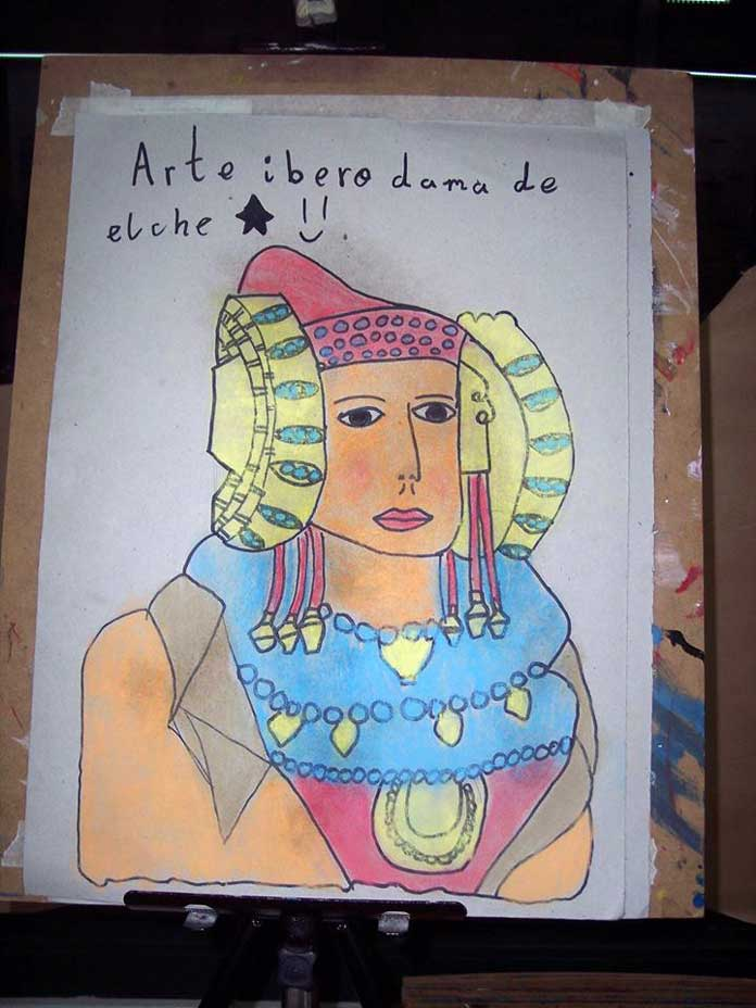 Enrularte Taller creativo C./Francisco de Mapartida
