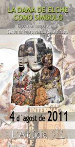 Exposición sobre la simbología de la Dama de Elche en la Alcudia.