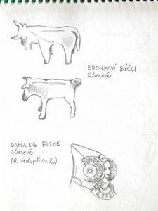 Notas del cuaderno de viaje XXIII. Tomado de http://liska.blokuje.cz/785103-madridska-muzea-php