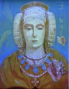 Tomada de un vídeo de una conferencia sobre los cátaros. En http://television.mindalia.com/la-dama-de-elche-quien-era-cual-es-su-misterio-por-la-asociacion-aecc/