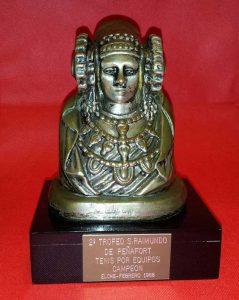 2º Trofeo S. Raimundo de Peñafort