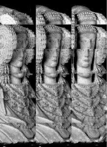 El proyecto Duple consiste en clonar la Dama de Elche mediante el digitalizado de toda su superficie a alta resolución para posteriormente
