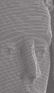 Malla de puntos. El proyecto Duple consiste en clonar la Dama de Elche mediante el digitalizado de toda su superficie a alta resolución para posteriormente