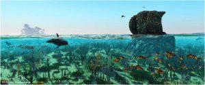 Artista especializado en la creación de paisajes digitales