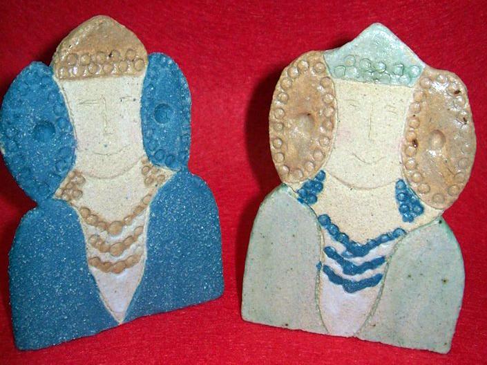 3956-Damitas Elche cerámica