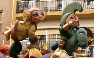 4049-Falla La Ploma Gayano Lluch - Marco Merenciano Infantil 2012b