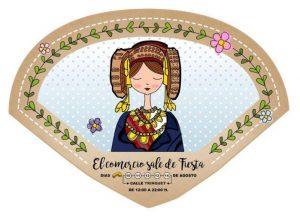 4130-Abanico cartón-comercio Elche-2