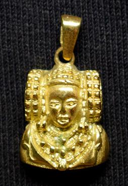 4245-Colgante de oro