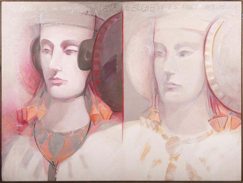 4267-La Dama de Elche (1986) Roser Bru. Col. privada https___t
