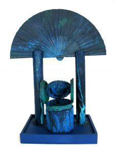 4335-María Dolores Mulá. Las Dama azul