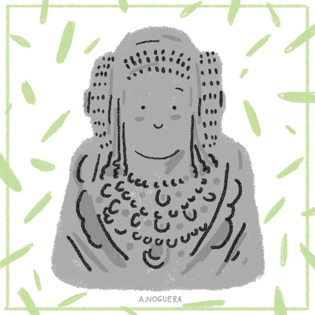4403-AlejandroNoguera-DamadeElche-Ilustracion