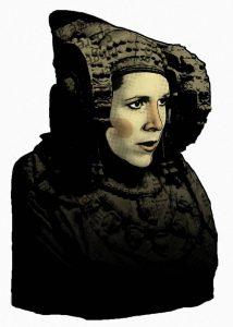 4407-Adios Leia, princesa del espacio exterior