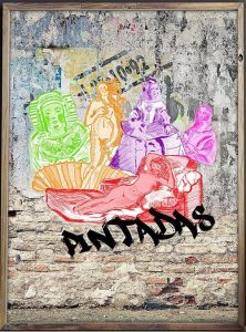 4415-NEW IN Pintadas. Una vision urbana de la mujer