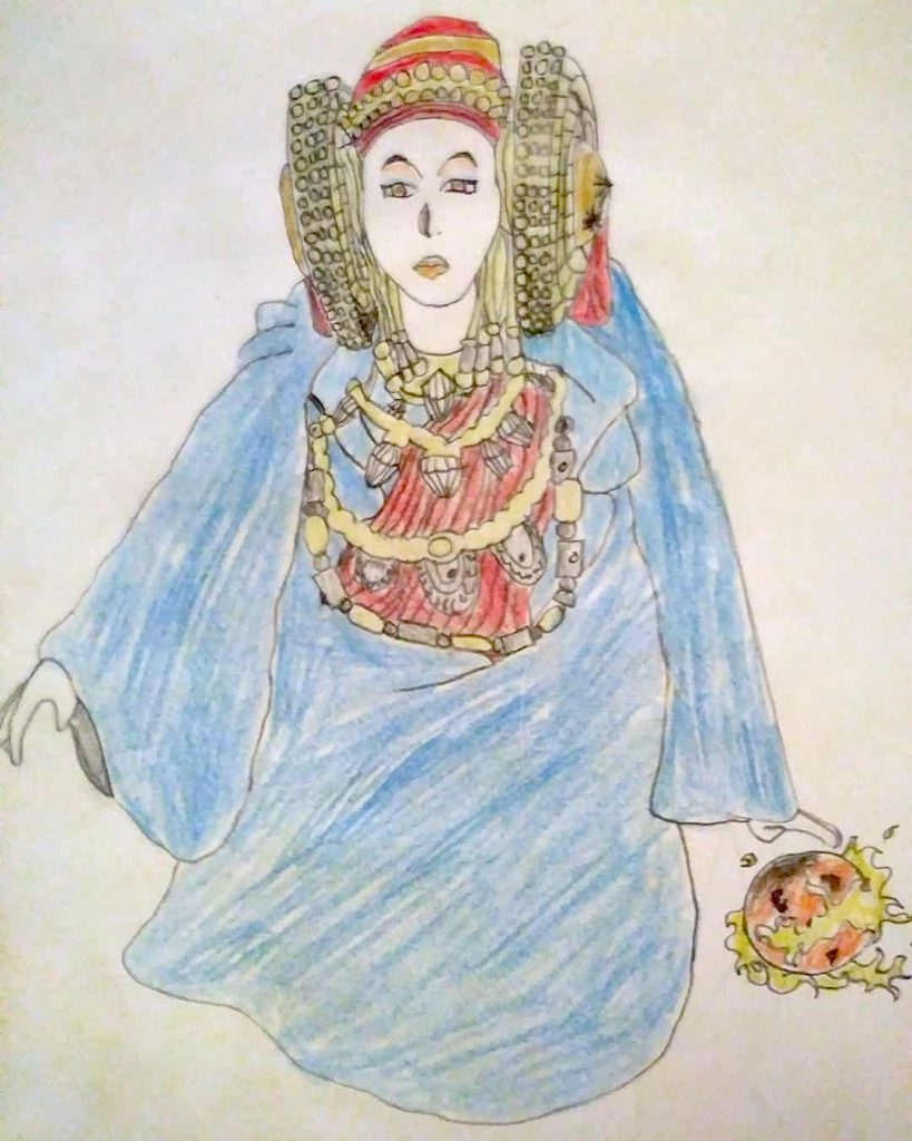 4551-The Lady of Elche