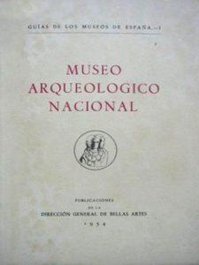 4578-museo arqueologico nacional - guias de los muse | 16444965
