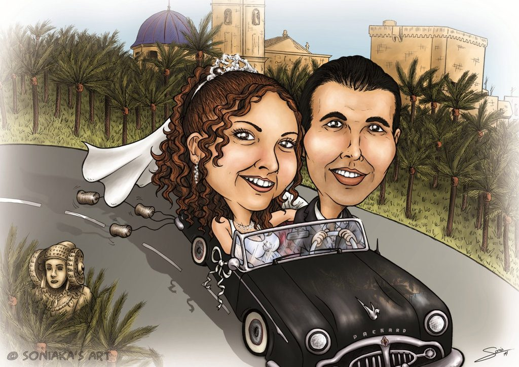 4617-wedding_caricature_commission_by_soniaka-d8hkid5